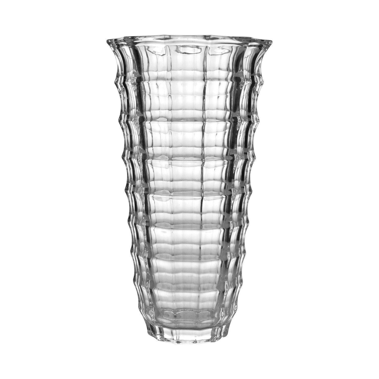 Vaso de Vidro Cristal Square