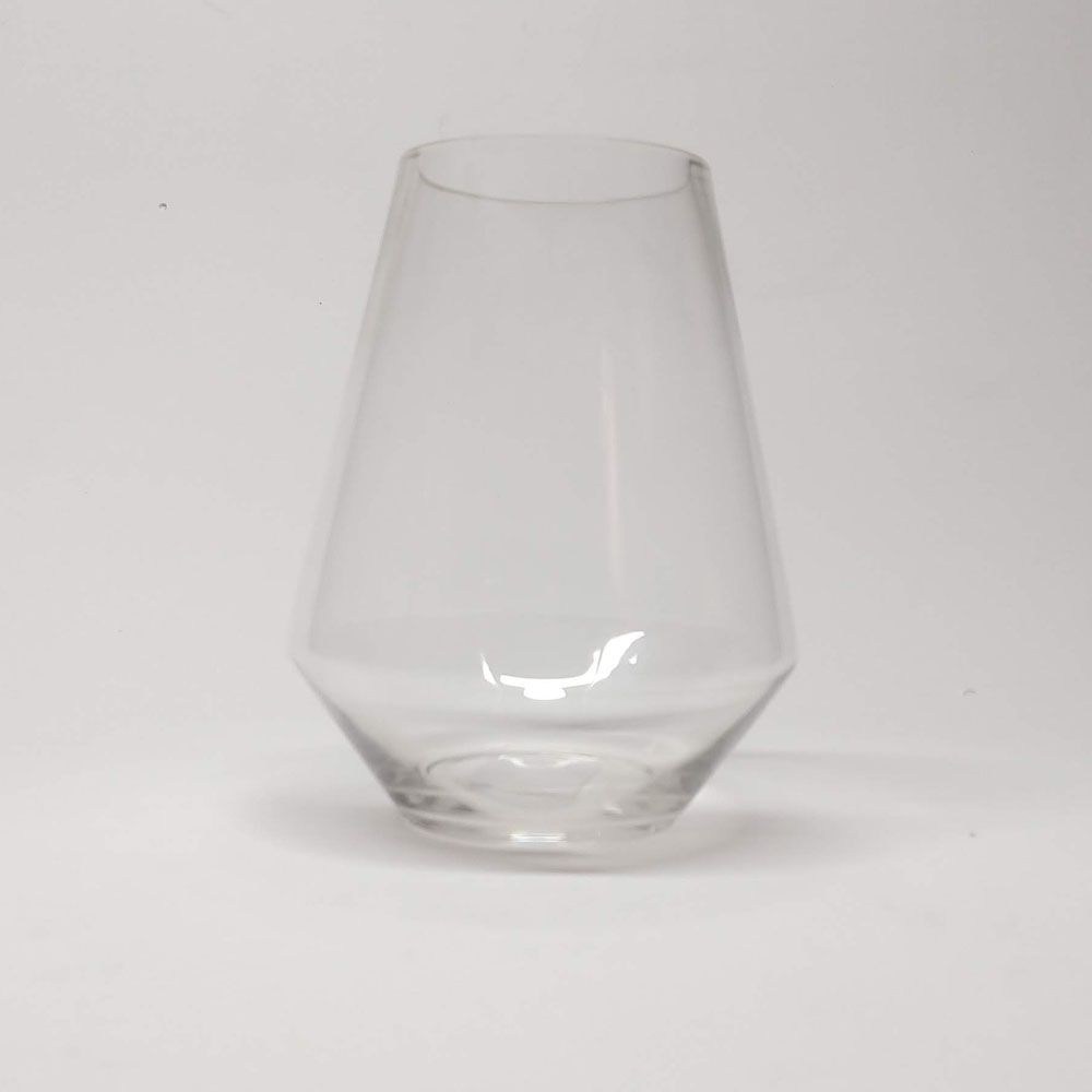 Vaso de Vidro Ginger