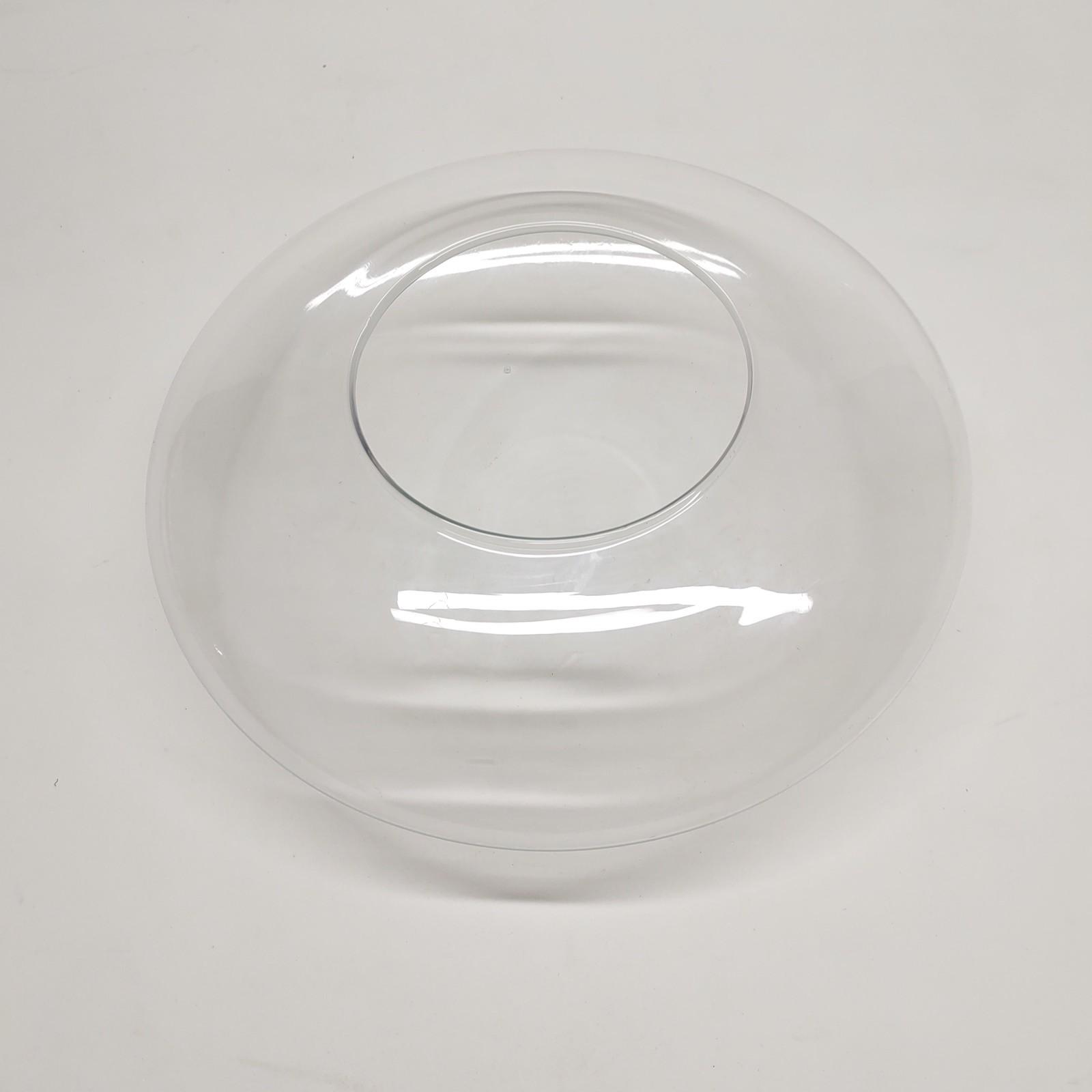 Vaso de Vidro Ikebana