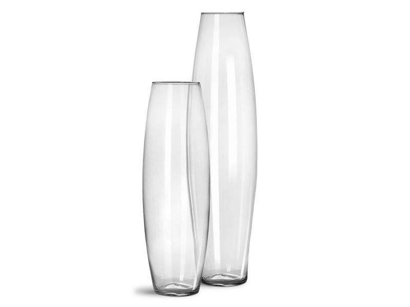 Vaso de Vidro Oriental
