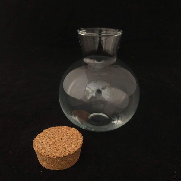 Vaso de Vidro Para Terrário 411