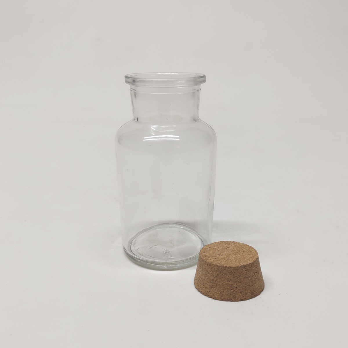 Vaso de Vidro para Terrário EK001