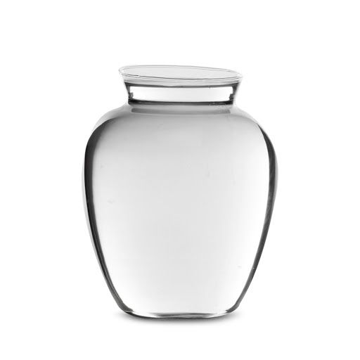 Vaso de Vidro Pera (cx 12 unidades)