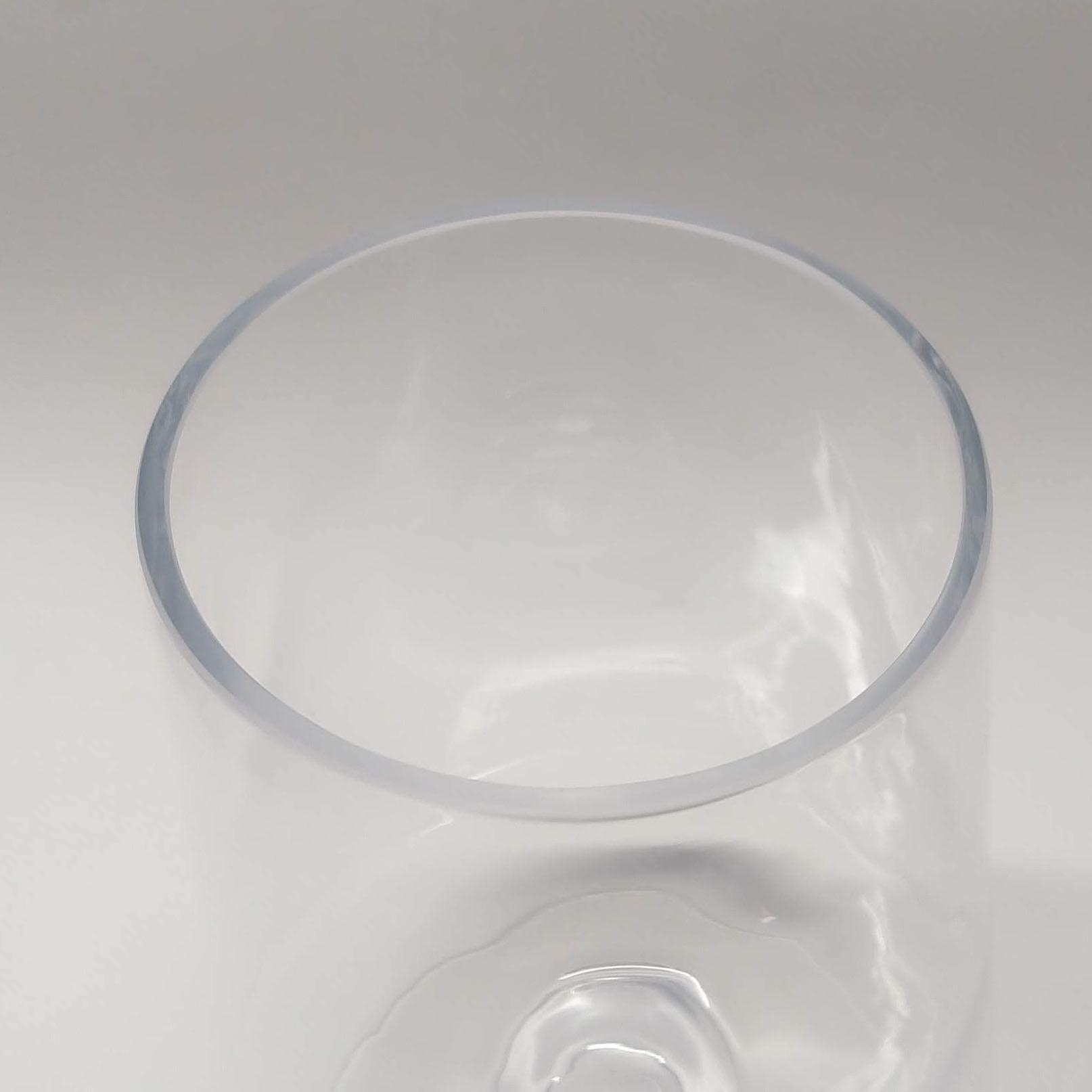 Vaso de Vidro Trapez Para Terrário
