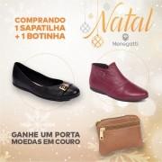 SAPATILHA + BOTINHA = PORTA MOEDAS DE PRESENTE!