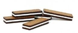 Brinquedo de madeira Coleção Comidinhas - Wafer Recheado, da NewArt - Cód. 388