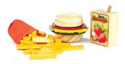 Coleção Comidinhas - Kit sanduíche, da NewArt - Cód. 394
