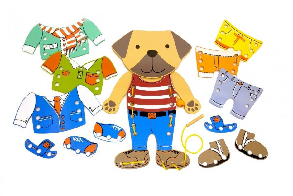 Alinhavo Cãozinho, da NewArt Toys - Cód. 244