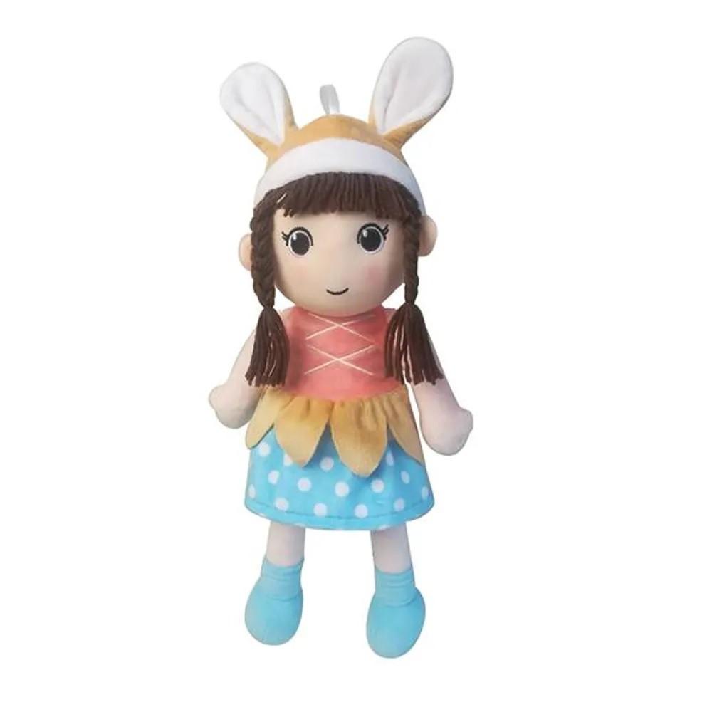 Boneca de Pano - Ana, da Cutie Dolls - Cód. BR1140