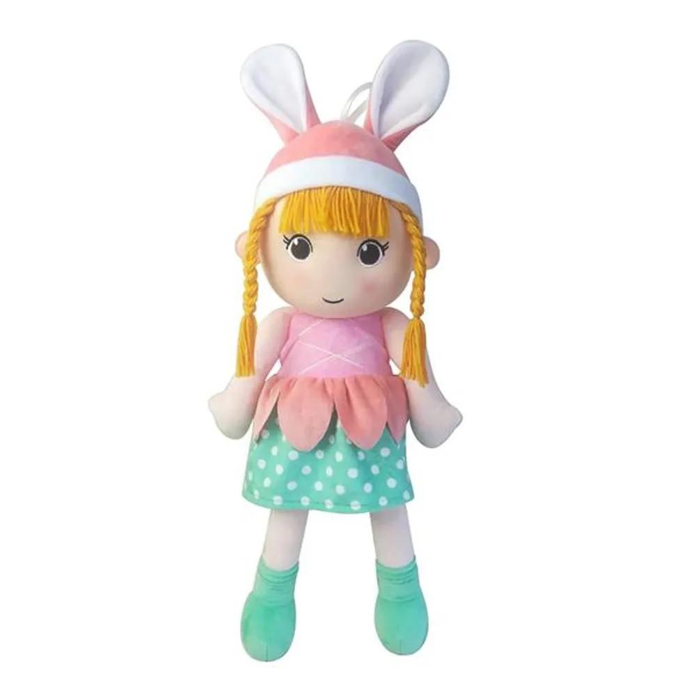 Boneca de Pano - Bella, da Cutie Dolls - Cód. BR1137