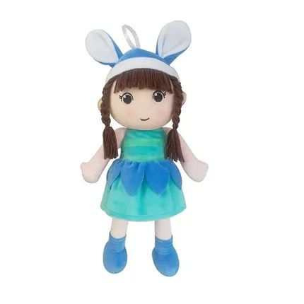 Boneca de Pano - Loli, da Cutie Dolls - Cód. BR1141