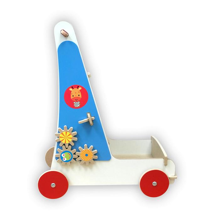 Carrinho de Ferramentas, da Top Toy - Cód. Top-104
