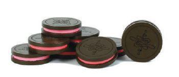 Coleção Comidinhas - Biscoito Recheado, da NewArt - Cód. 389