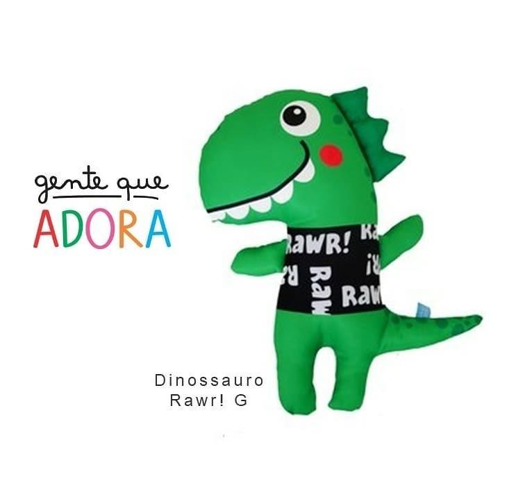 Dinossauro Rawr!, da Gente.que.Adora - Cód. GA-A03G