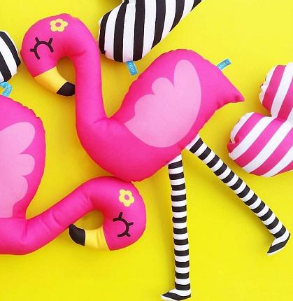 Flamingo, da Gente que Adora - Cód. GA-A05G
