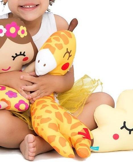 Girafa, da Gente que Adora - Cód. GA-A06G