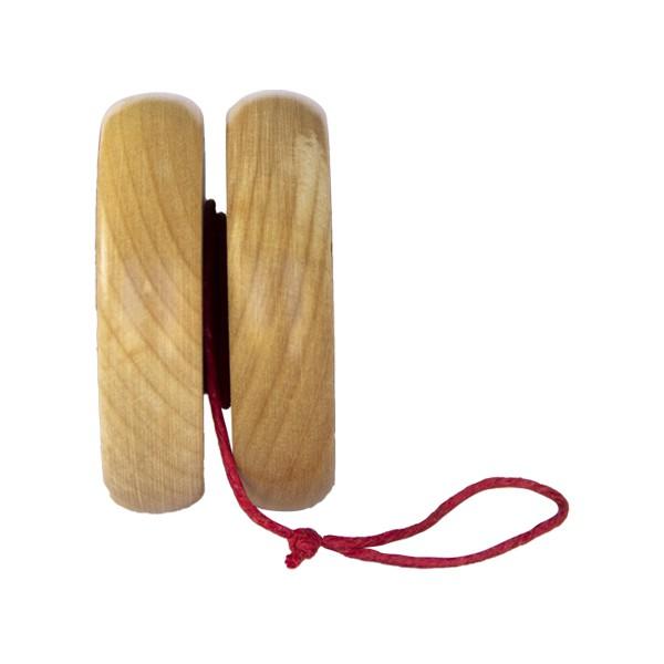 Ioiô listrado de madeira, da Fábrika dos Sonhos - Cód. FS50