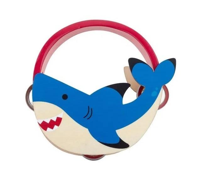 Kit de Percussão Tubarão, da Stephen Joseph - Cód. BB3148