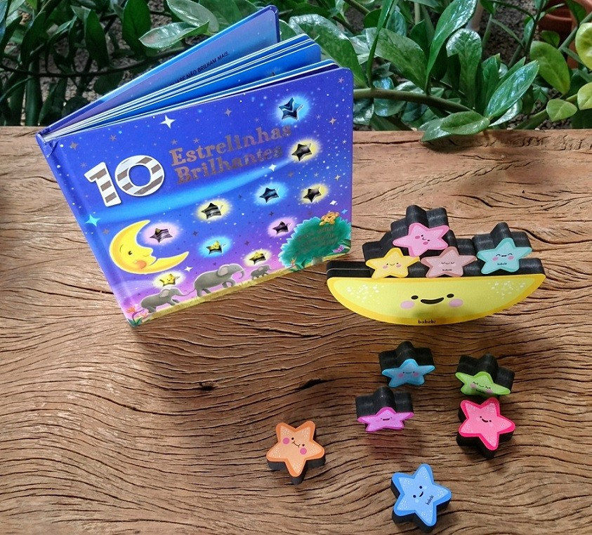 Kit Livro + Brinquedo,  cód. 6031 + LP001