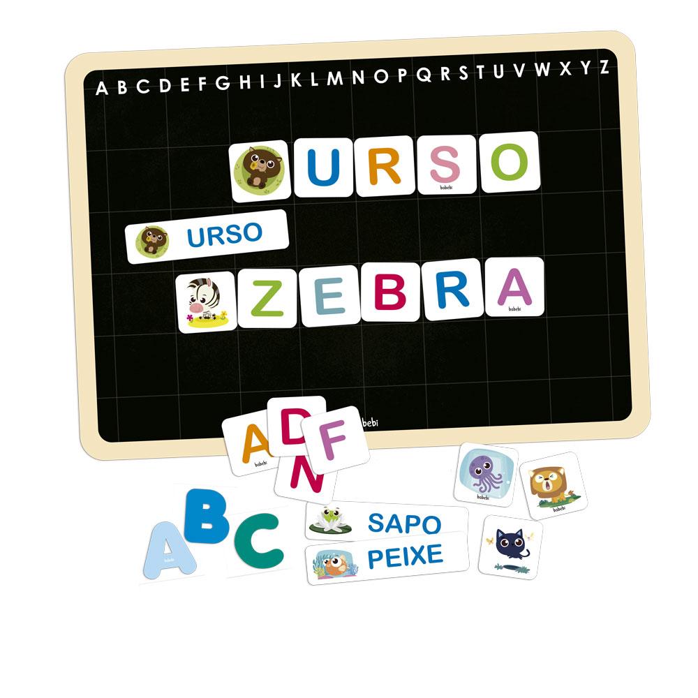 Quadro da Alfabetização, da BaBeBi - Cód. 6049