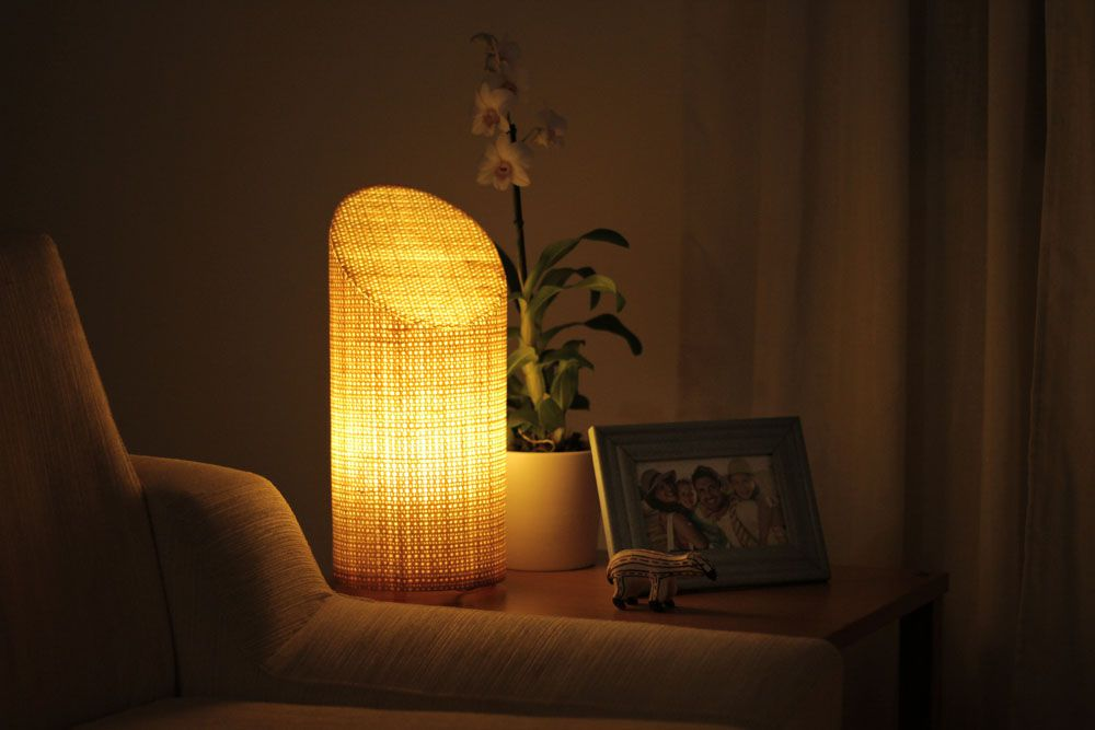 Luminária de mesa Matita