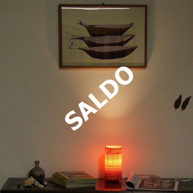 Luminária de Mesa Mini Papaya - ANG