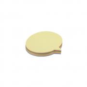 Bloco Adesivo Balão Pastel BRW