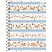 Caderno Universitário 1 Matéria 80 Folhas Tilibra - Jolie Classic