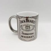 Caneca Cromada - Jack Daniel's