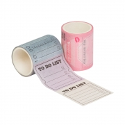 Fitas Washi Tapes Notes To Do BRW