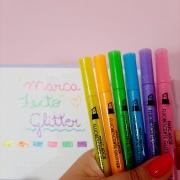 Marca Texto Glitter Molin Unitário
