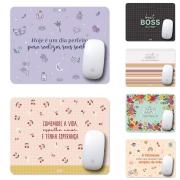 Mouse Pad Cartões Gigantes - Várias Estampas