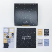 Kit Scrap Álbum Cartões Gigantes - Momentos Especiais