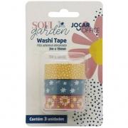 Washi Tape Soul Garden 3un Jocar Office