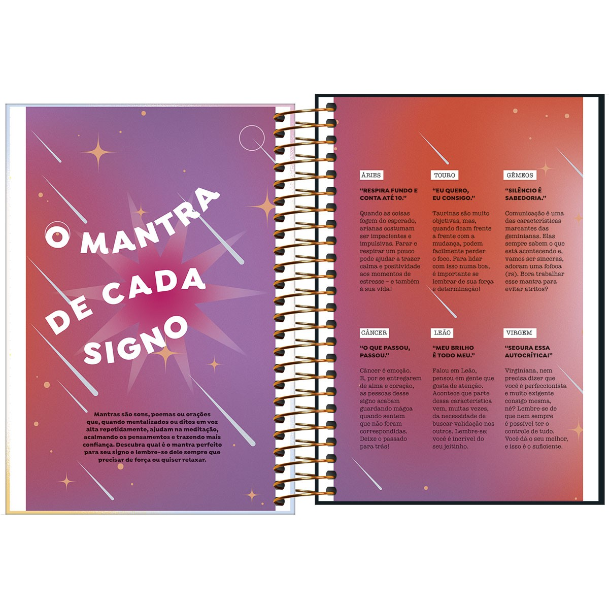 Agenda 2022 Espiral Capricho Tilibra