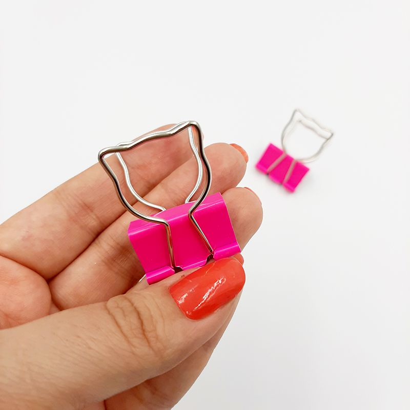 Binder Clips Molin - Gato 25mm Unitário