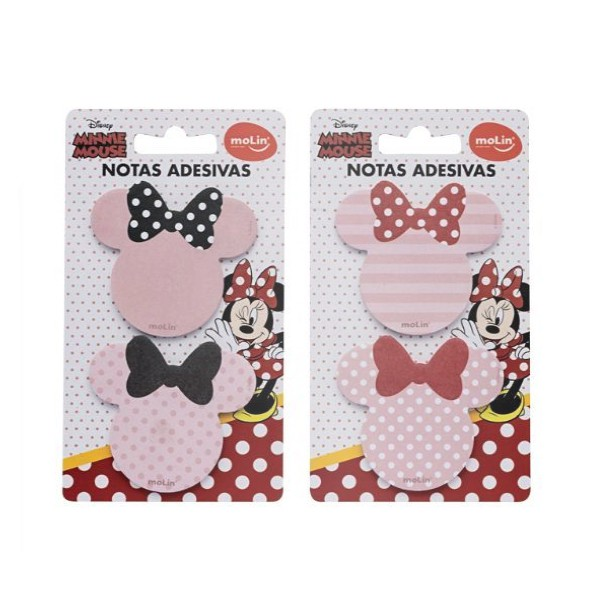 Bloco de Notas Adesivas Molin - Minnie