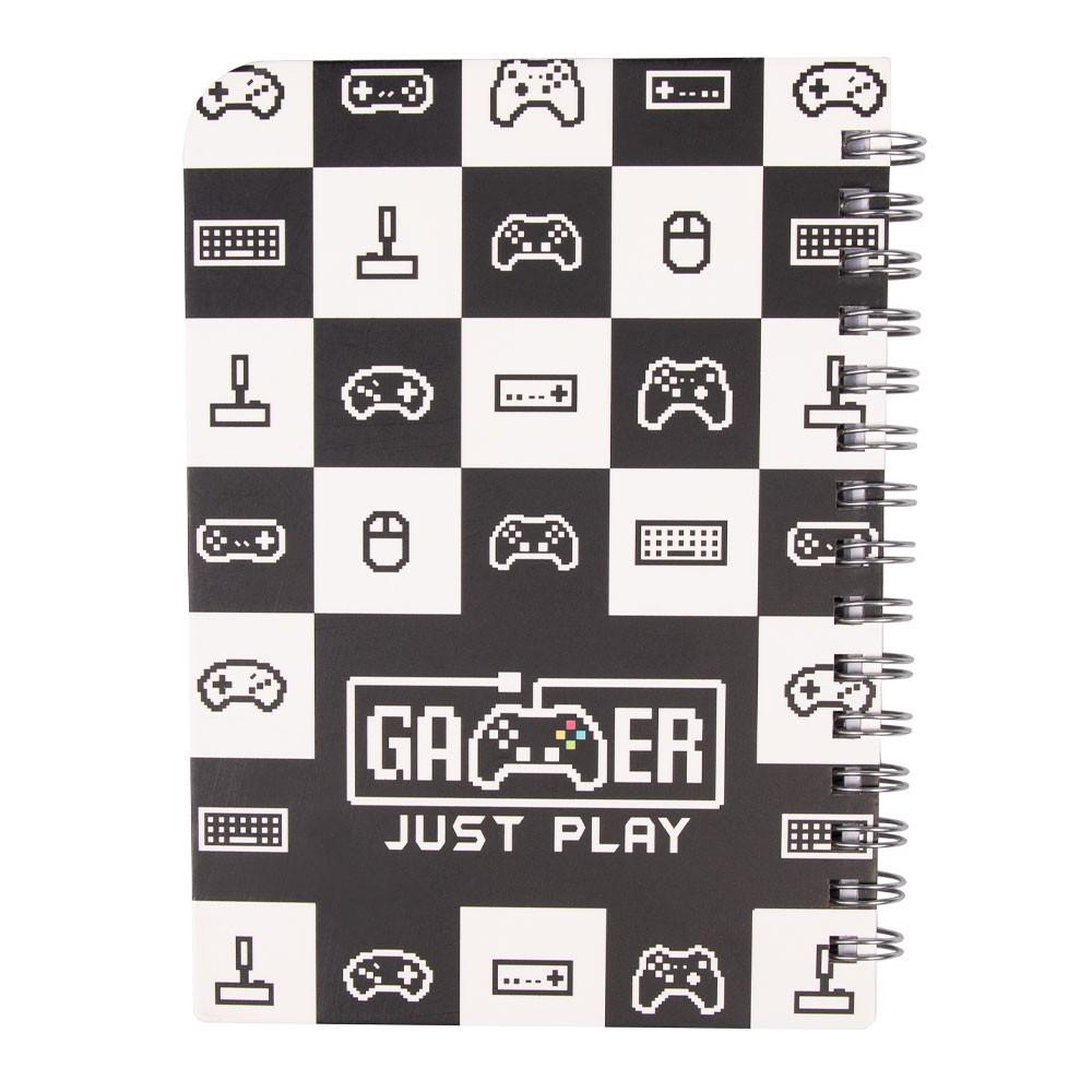 Bloco de Notas Uatt? - Game Geek