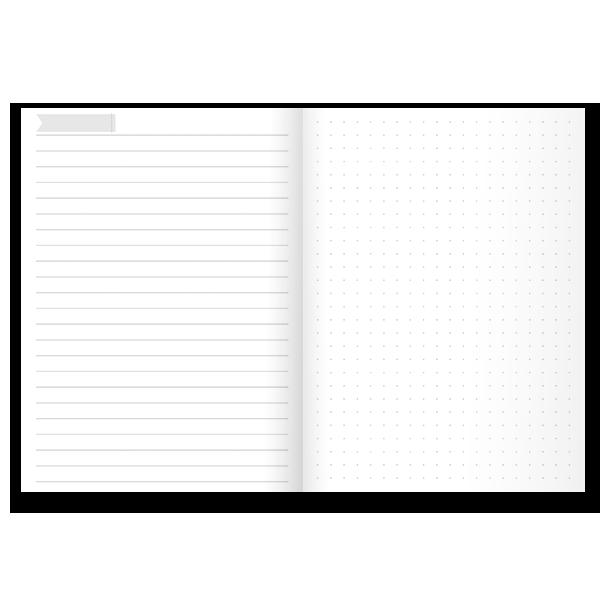 Caderneta Dueto Cartões Gigantes - Várias Estampas