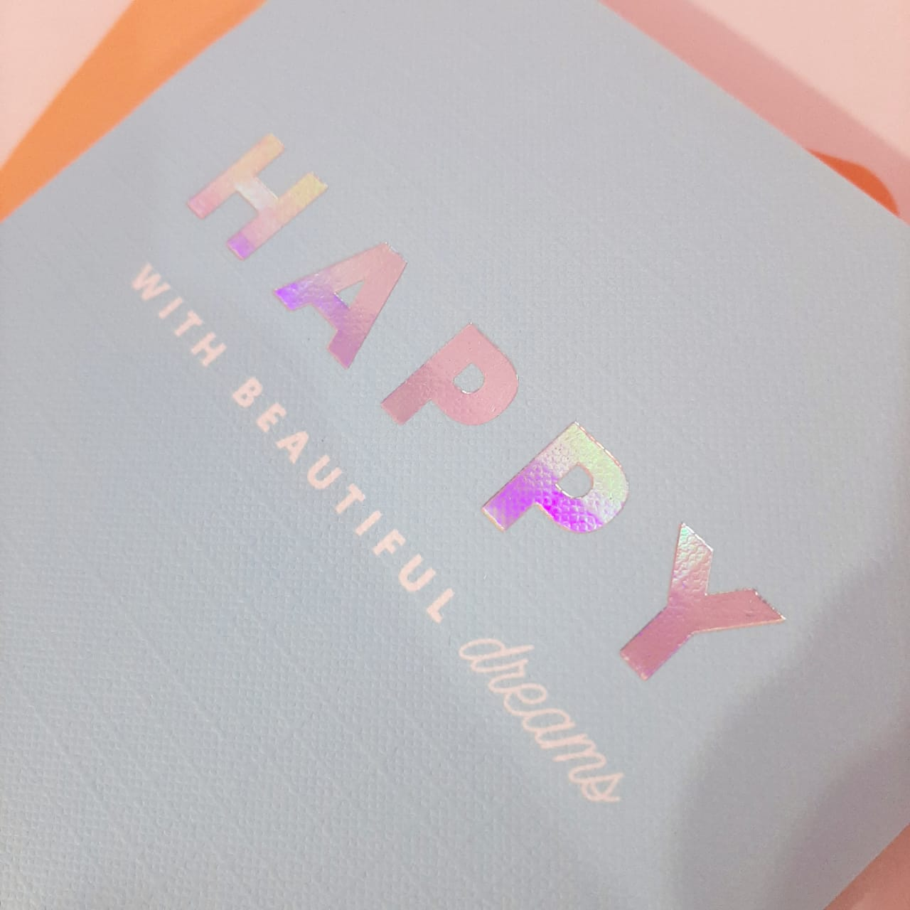 Caderneta Grampeada Tilibra - Happy