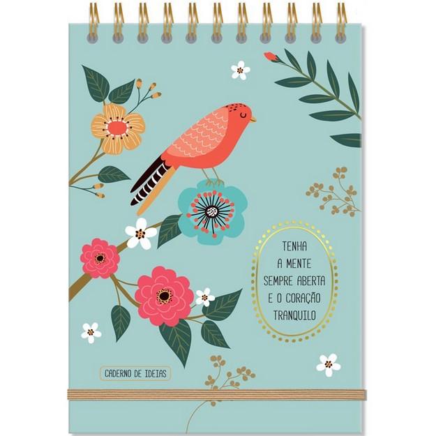 Caderno de Ideias Fina Ideia - Várias Estampas