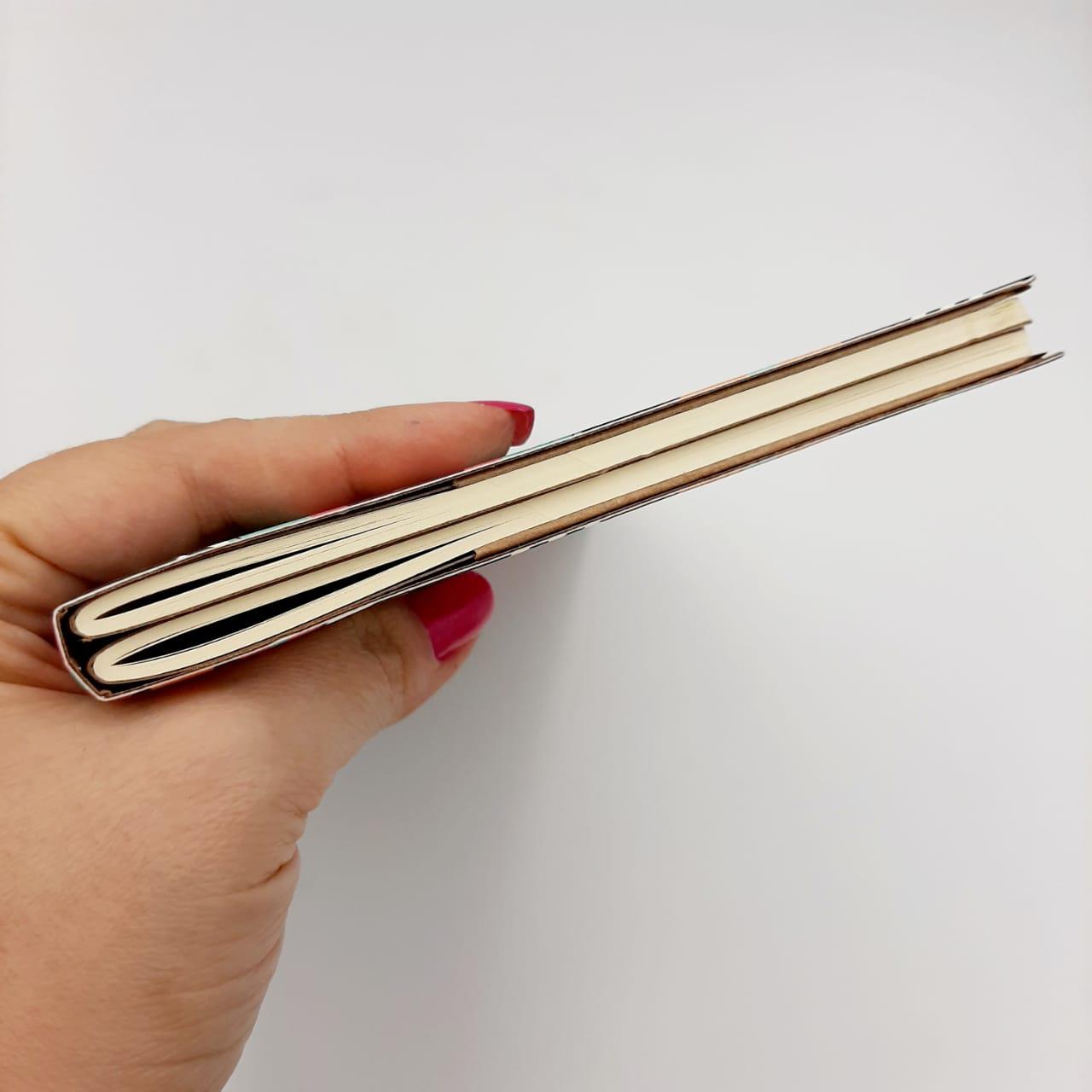 Caderno Duplo - Várias Estampas