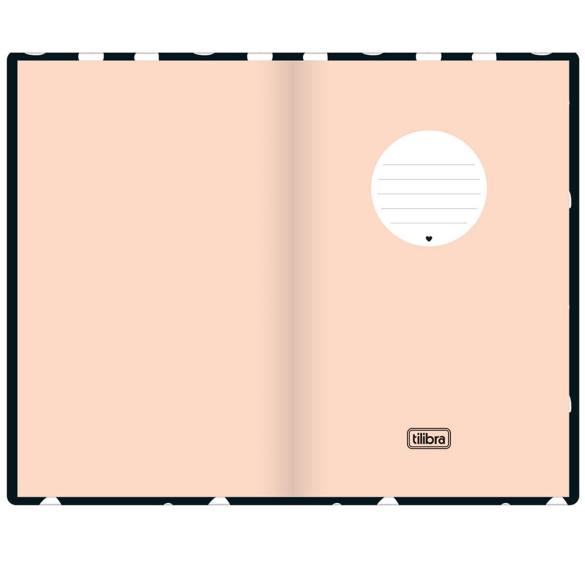 Caderno Pontilhado Costurado Tilibra - West Village