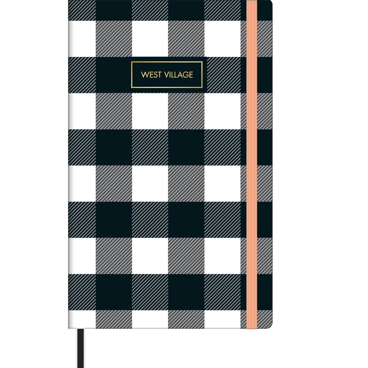 Caderno Sem Pauta Costurado Tilibra - West Village
