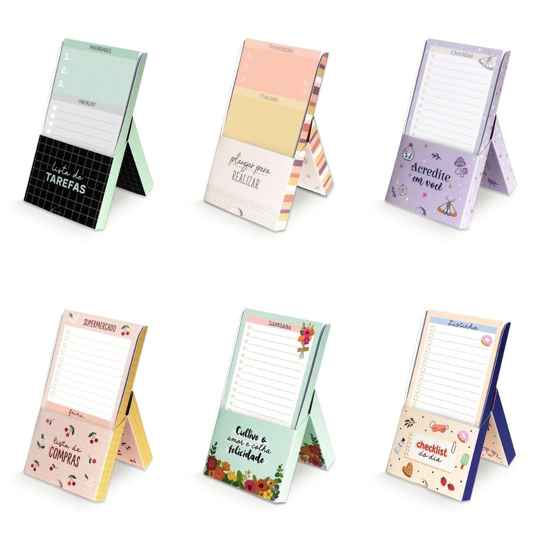 Caixinha Note Box Cartões Gigantes - Várias Estampas
