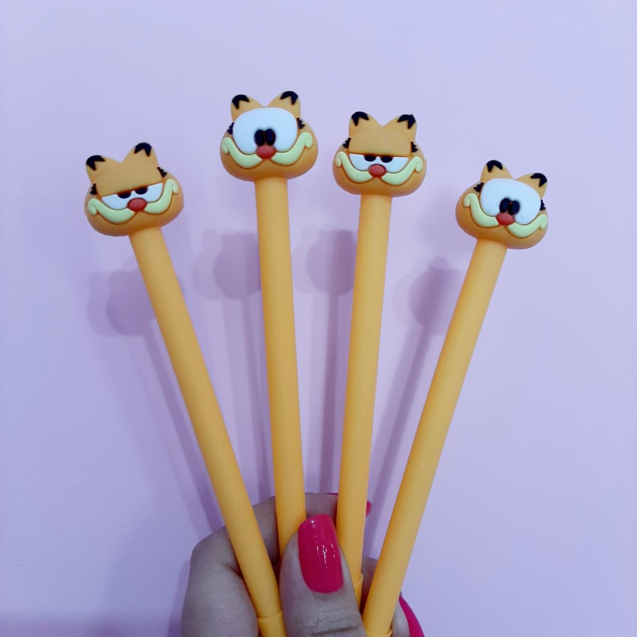 Caneta Gel - Garfield