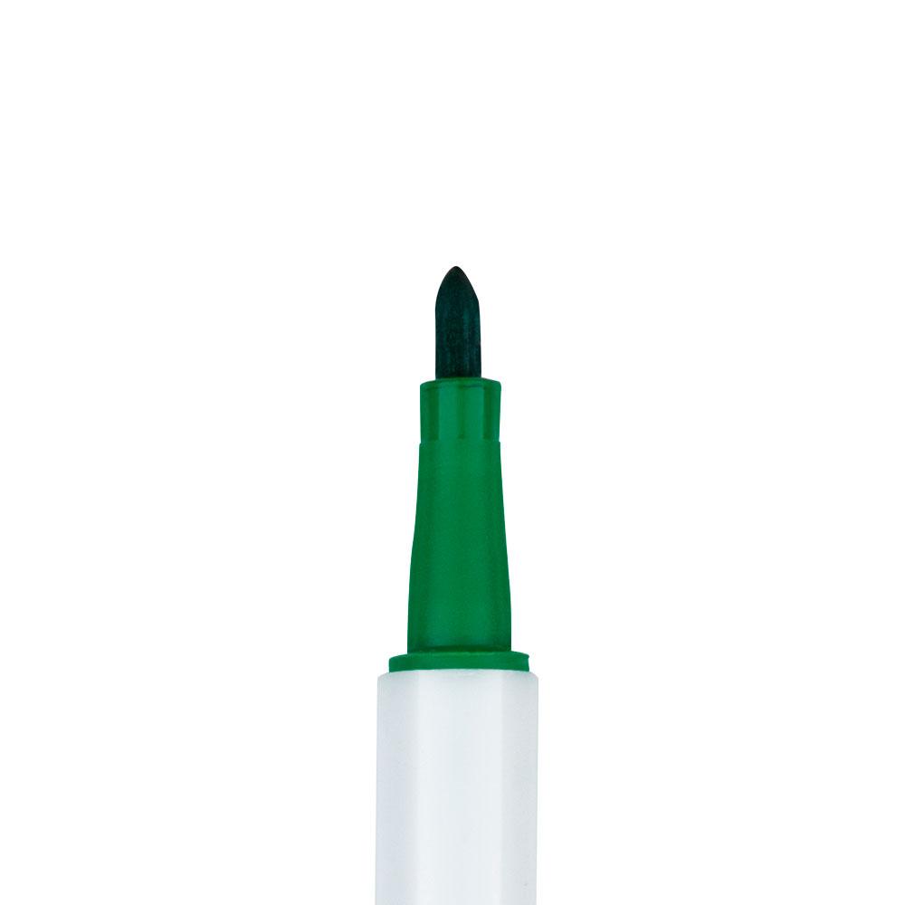 Canetinha Hidrográfica Fine Marker 1.0mm 6 Cores BRW