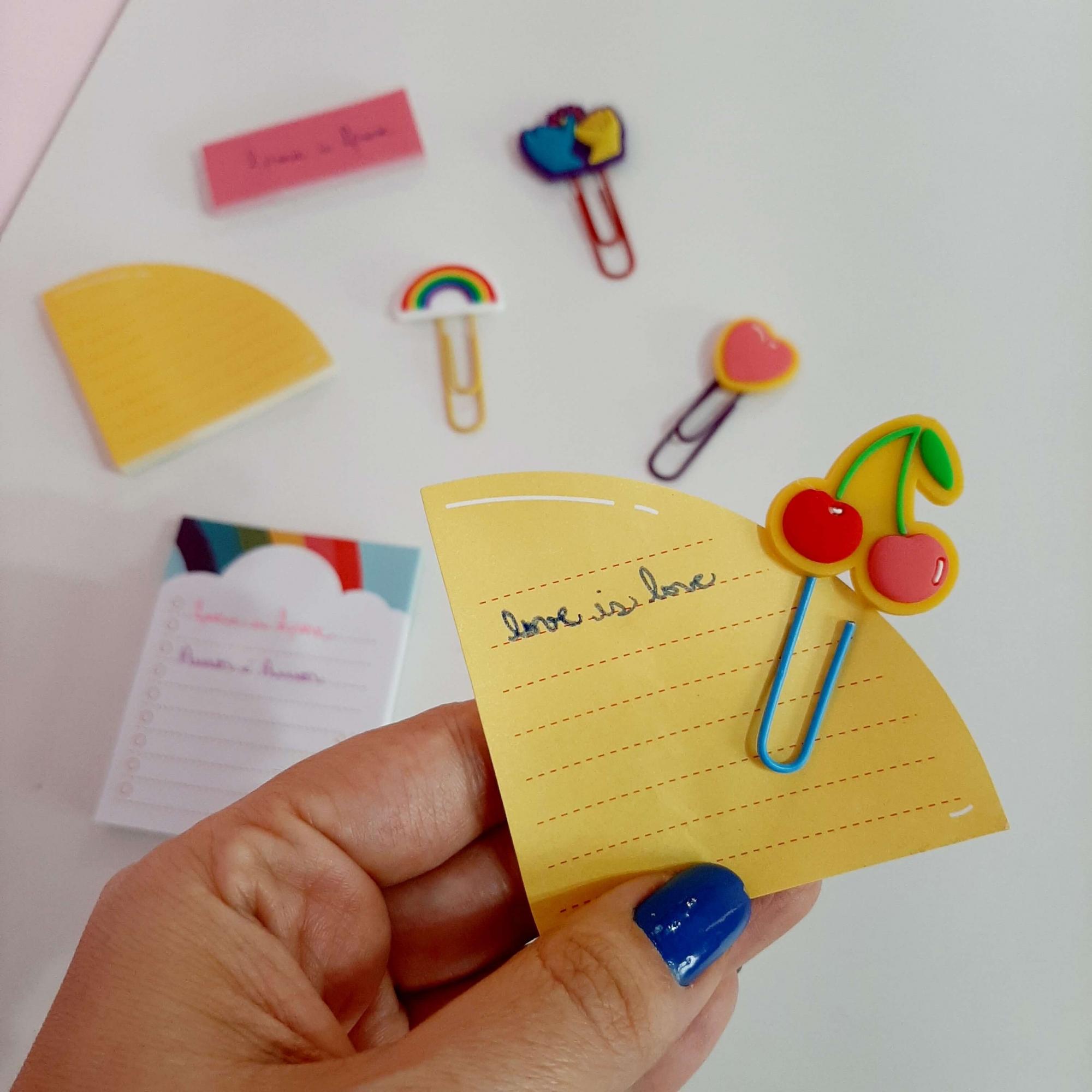 Clips Love is Love Jocar Office 4 Un