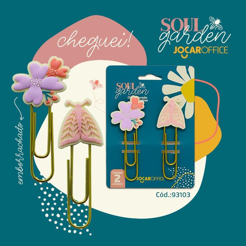 Clips Soul Garden Jocar Office