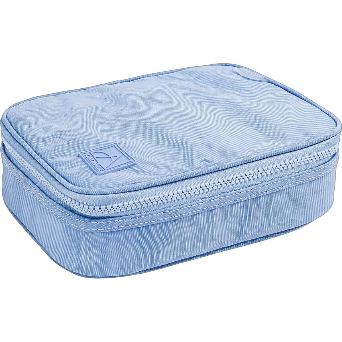 Estojo Box Académie Tilibra - Azul